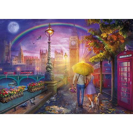 Romantik an der Themse