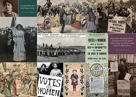 100. Jahrestag - Wahlrecht für Frauen