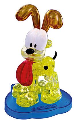 3D Kristallpuzzle - Odie