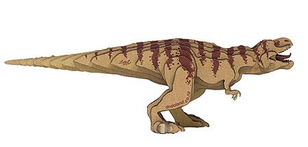 dodoland-tyrannosaurus