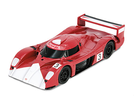 3D - Puzzle Toyota TS020 GT1, rot