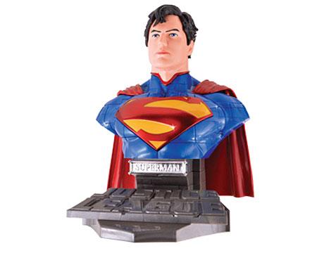 3D - Puzzle Superman