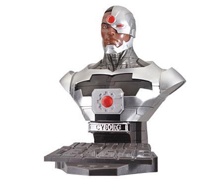 3D - Puzzle Cyborg