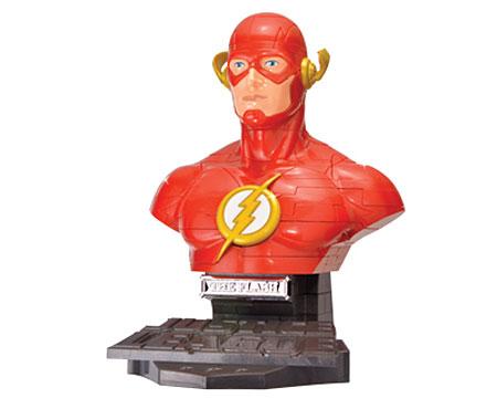 3D - Puzzle The Flash