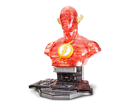 Puzzle 3D - Puzzle The Flash, transparent