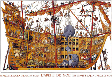 Arche Noah, Loup