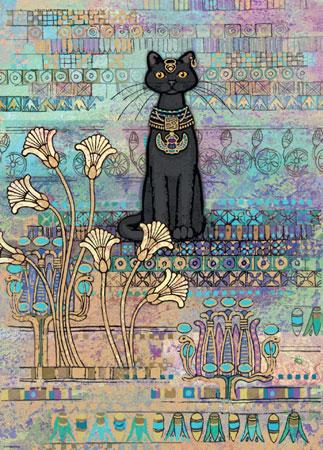 Katze Ägypten