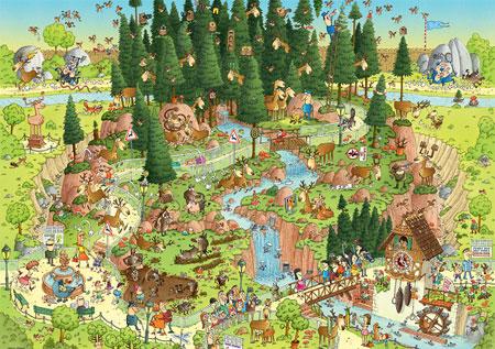 Funky Zoo - Schwarzwald