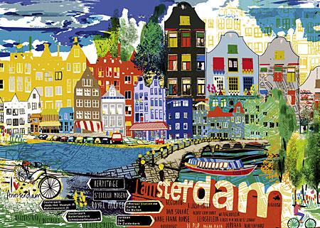 I love Amsterdam!