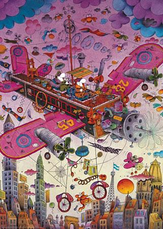 flieg-mit-uns-, 13.29 EUR @ puzzle