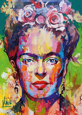 Frida, Voka