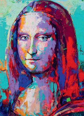 Mona Lisa, Voka