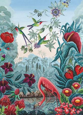 Exotic Garden - Vogelparadies