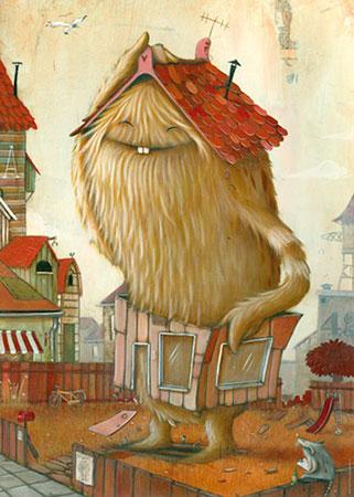ZoZoville - Monster aus der Nachbarschaft