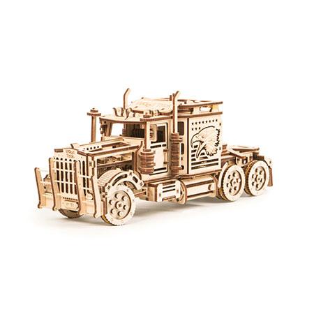 Wood Trick - LKW-Zugmaschine