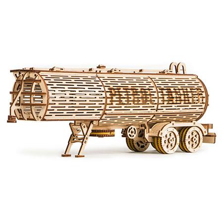 Wood Trick - Tankauflieger für LKW-Zugmaschine
