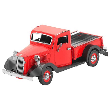 Metal Earth - Ford - 1937 Pickup Truck