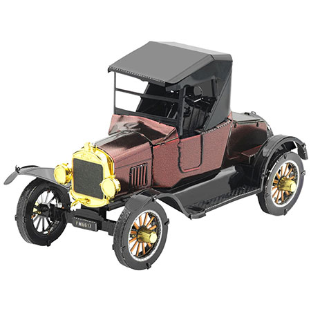 Metal Earth - Ford - 1925 Turnabout
