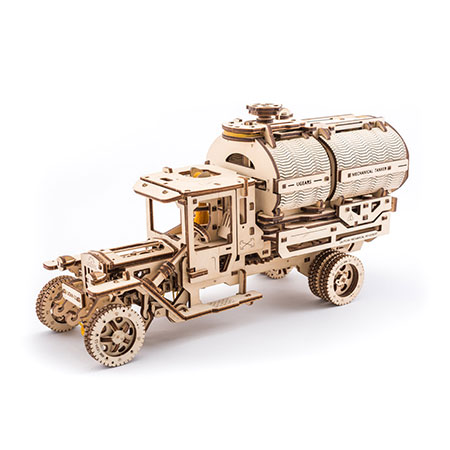 3D Holzpuzzle - Ugears - Tankwagen