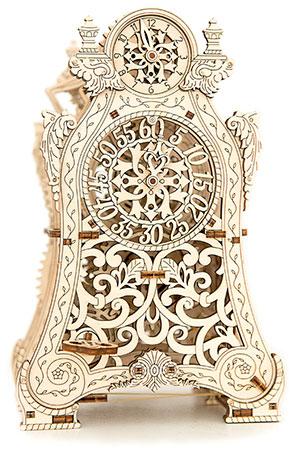 3D Holzpuzzle - Wooden City - Magische Uhr