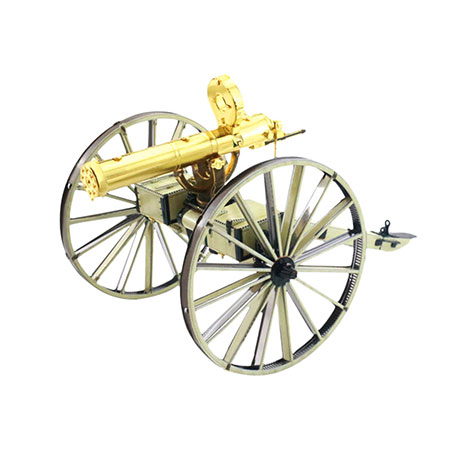 Metal Earth - Wilder Westen - Gatling Gun