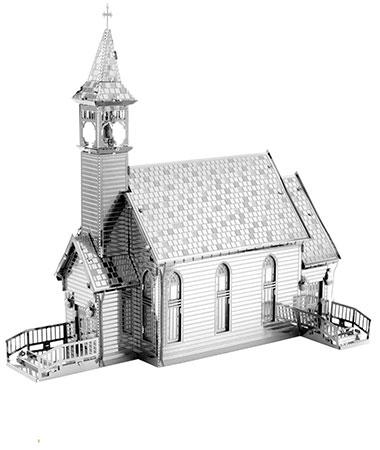 Metal Earth - Alte Dorfkirche