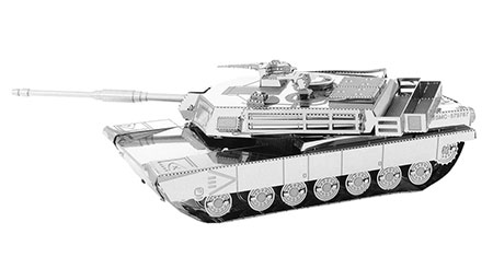 Metal Earth - M1 Abrams Panzer