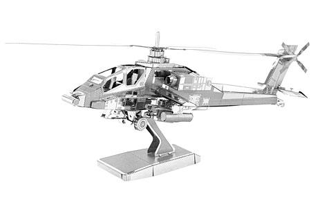 Metal Earth - Boeing AH-64 Apache