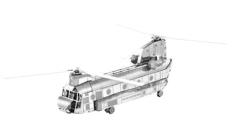 Metal Earth - Boeing CH-47 Chinook