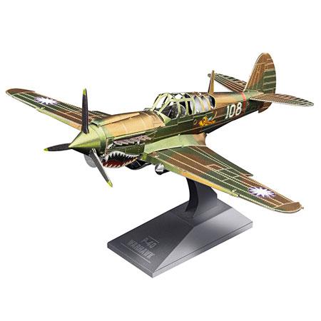Metal Earth - P-40 Warhawk