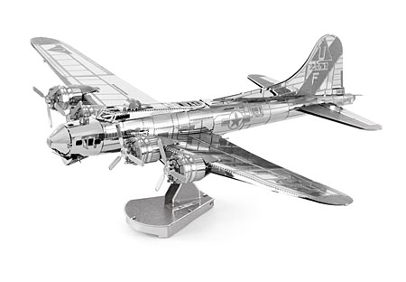 Metal Earth - Boeing B-17 Flying Fortress