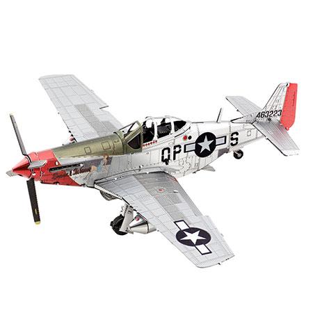 """Metal Earth - P-51D Mustang """"Sweet Arlene"""""""