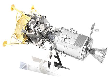 Metal Earth - Apollo CSM + LM