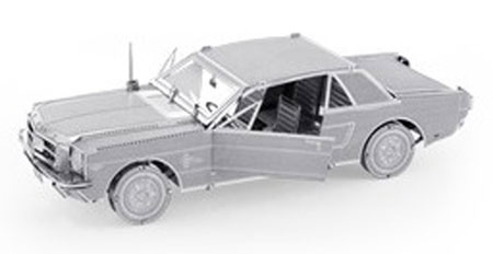Metal Earth -  Ford 1965 Mustang Coupe
