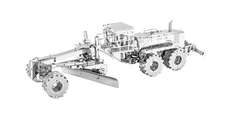 Metal Earth - Caterpillar - Motor Grader