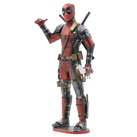 Metal Earth - Marvel Avengers - Deadpool