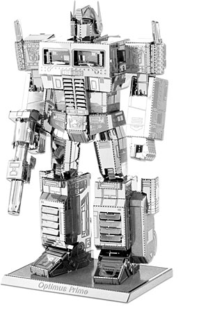 Puzzle Metal Earth - Transformers - Optimus Prime