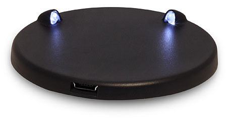 metal-earth-led-beleuchtungssockel-blaue-leds-