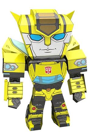 Metal Earth - Transformers Legends - Bumblebee