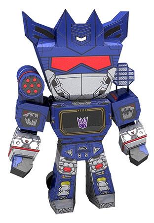 Metal Earth - Transformers Legends - Soundwave