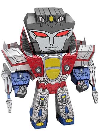 Metal Earth - Transformers Legends - Starscream