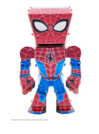 Metal Earth - Marvel Avengers Legends - Spiderman