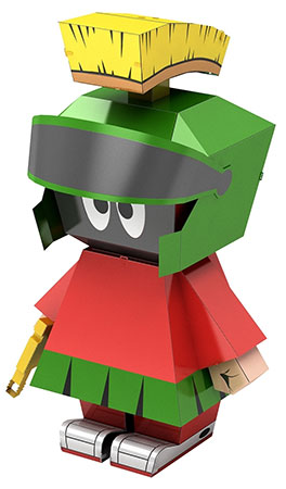 Metal Earth - Looney Tunes - Marvin the Martian