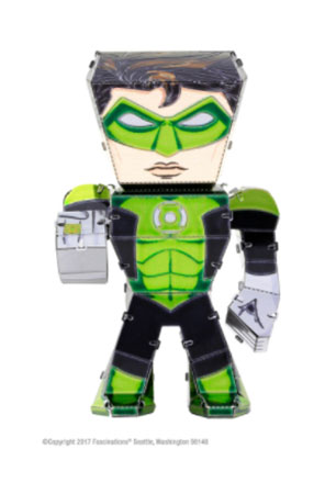 Metal Earth - Justice League - Green Lantern