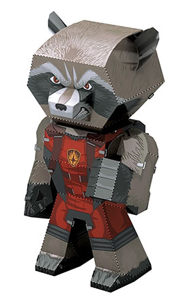 Metal Earth - Guardians of the Galaxy - Rocket