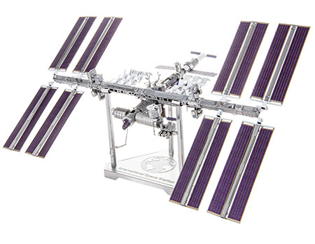 Metal Earth: Iconx - International Space Station (ISS)