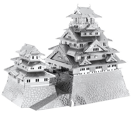 Metal Earth -  Burg Osaka