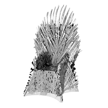 Metal Earth - Iconx - Game of Thrones - Iron Throne