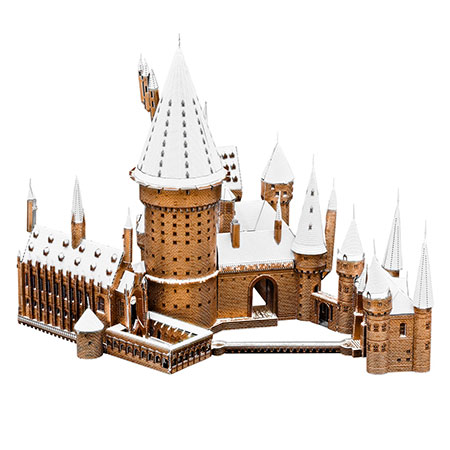 Metal Earth: Iconx - Harry Potter - Schloss Hogwarts