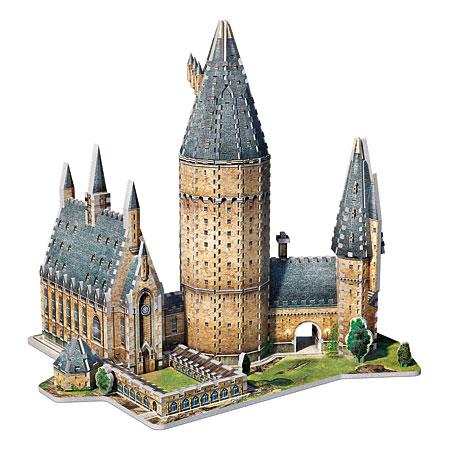 3D Puzzle - Harry Potter - Große Halle